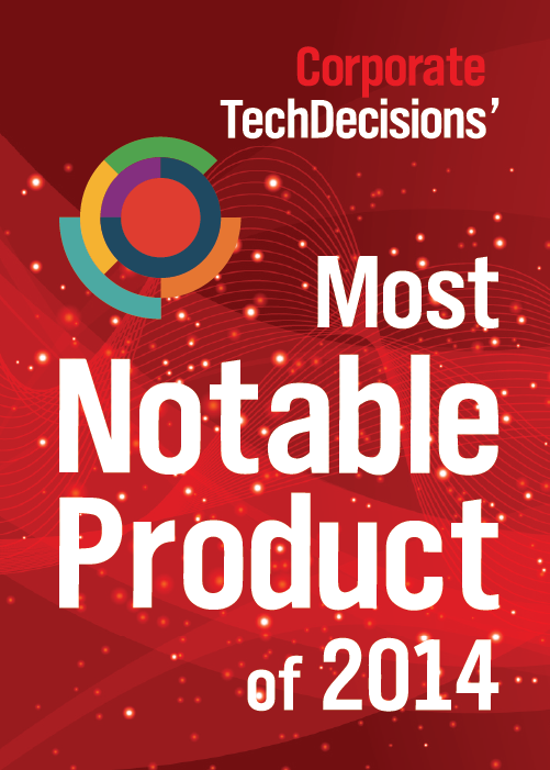 In Case of Crisis Wins Most Notable Product of 2014 Award