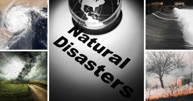 2021 Natural Disasters