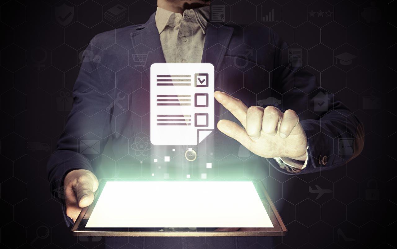 virtual document