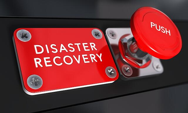 Disaster Recovery Button