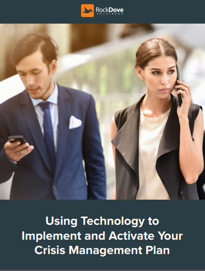 Using Technology to Implement and Activate Your Crisis Management Plan