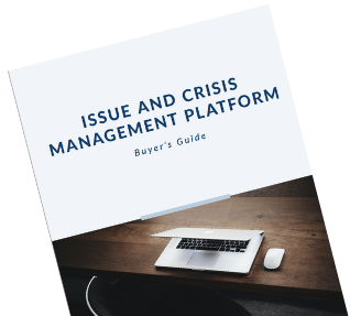 Issue and Crisis Management Platform Buyer's Guide