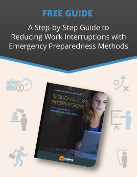 emergency preparedness case study