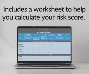 Risk Assessment Kit - worksheet image