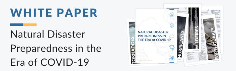 White paper_ Natural Disaster Preparedness in the Era of COVID-19