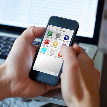 app-in-use