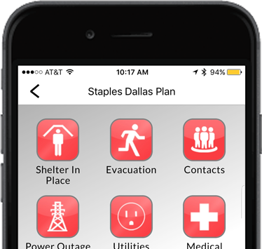 Staples Dallas Plan