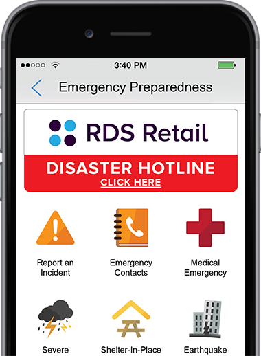 Emergency Preparedness App