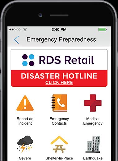 Emergency Preparedness App