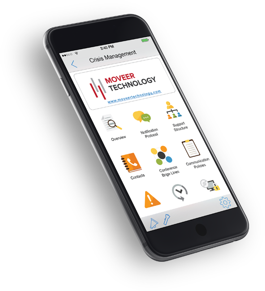Crisis Communication Plan Mobile Software