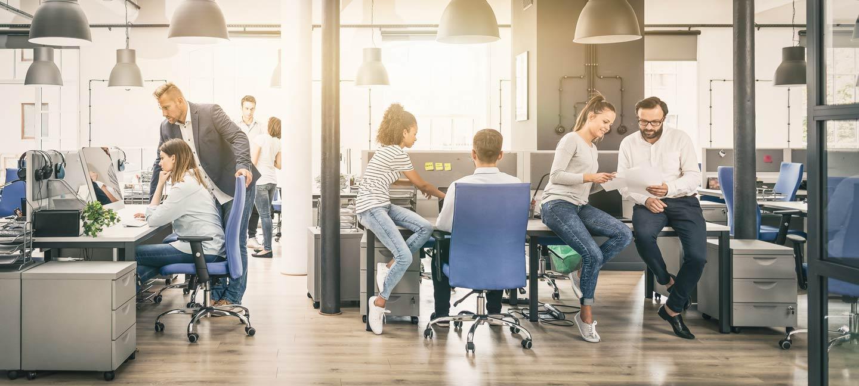 collaborative office