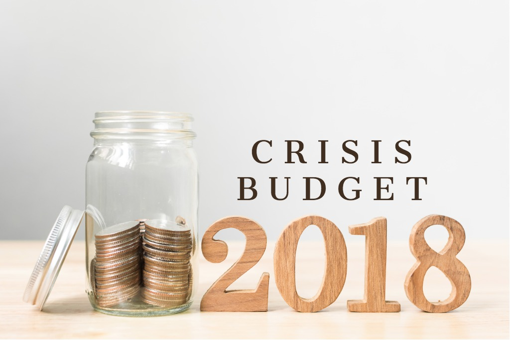 You Need a New Crisis Plan, But Who Will Pay for It?