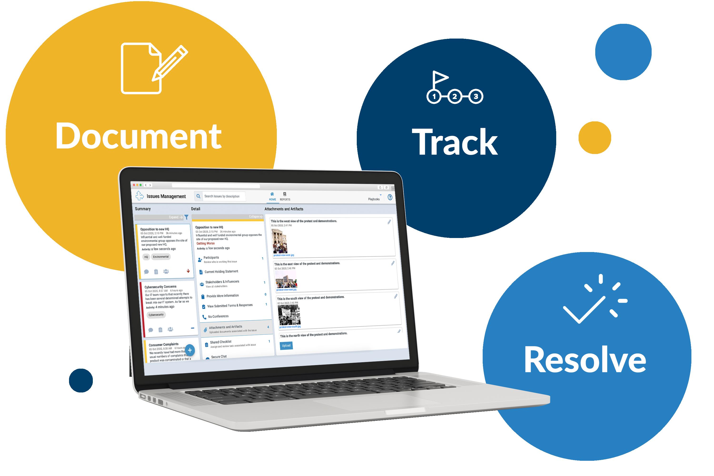 Document Track Resolve