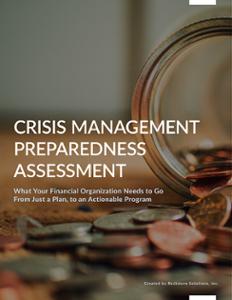 Finance Crisis Management Assessment - R1-1
